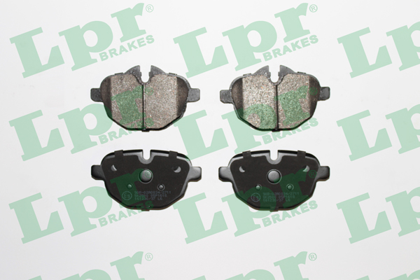 Brake Pad Set, disc brake - 05P1618