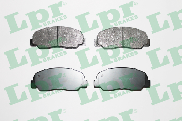 Brake Pad Set, disc brake - 05P314