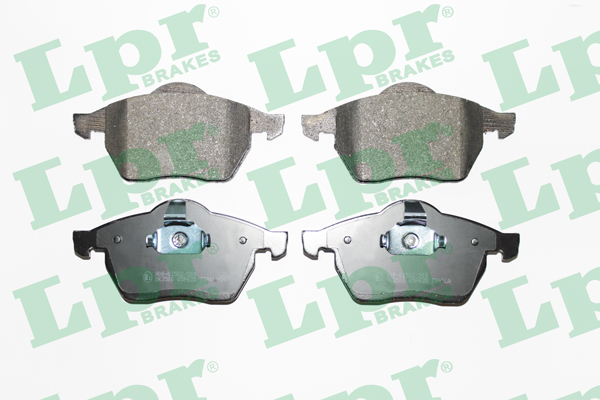 Brake Pad Set, disc brake - 05P635