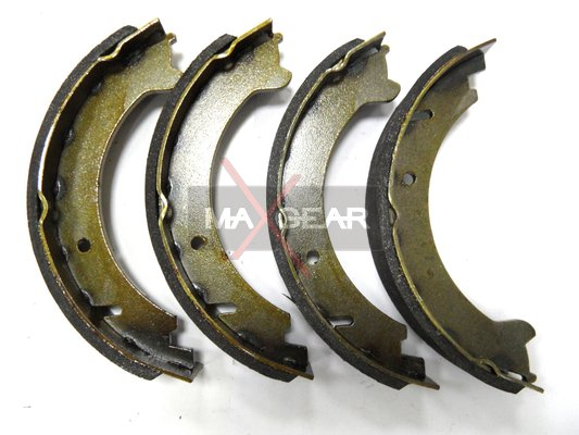 Brake Shoe Set, parking brake - 19-0319