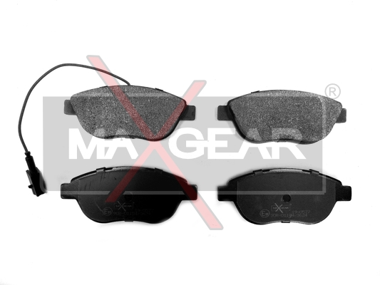Brake Pad Set, disc brake - 19-0577