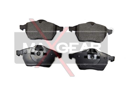 Brake Pad Set, disc brake - 19-0642