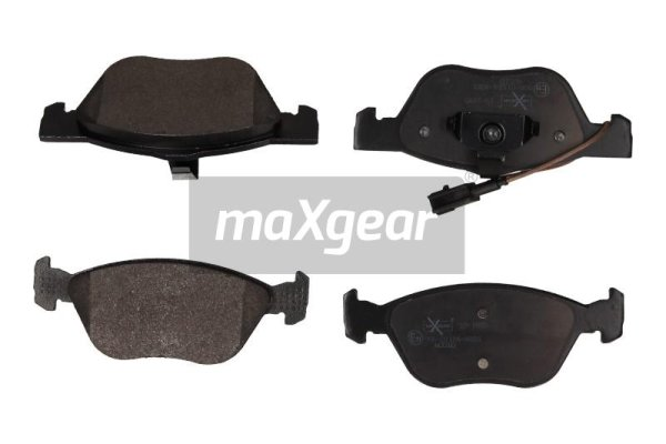 Brake Pad Set, disc brake - 19-1895