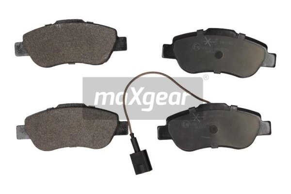 Brake Pad Set, disc brake - 19-1981
