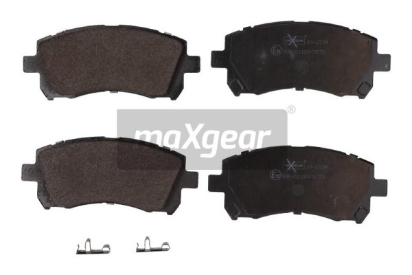 Brake Pad Set, disc brake - 19-2134