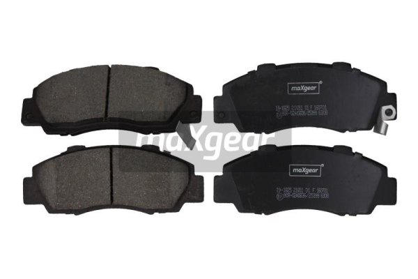 Brake Pad Set, disc brake - 19-1825