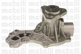 Water Pump - 24-0146 METELLI