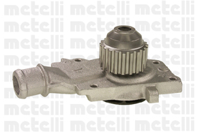 Water Pump - 24-0321 METELLI