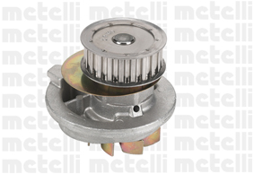 Water Pump - 24-0325 METELLI
