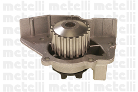 Water Pump - 24-0348 METELLI