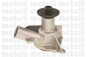 Water Pump - 24-0369 METELLI