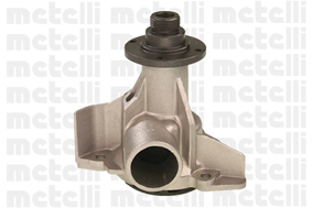 Water Pump - 24-0370 METELLI