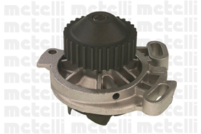 Water Pump - 24-0383 METELLI