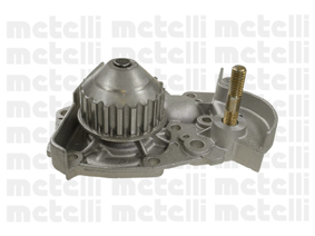 Water Pump - 24-0412 METELLI