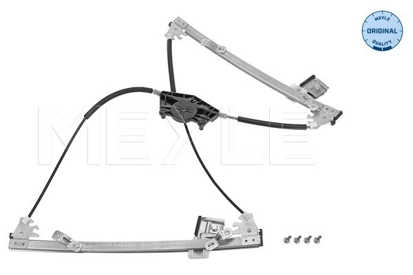 Window Regulator - 100 837 0022 MEYLE