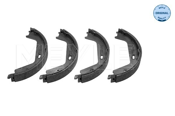 Brake Shoe Set, parking brake - 514 042 0004 MEYLE