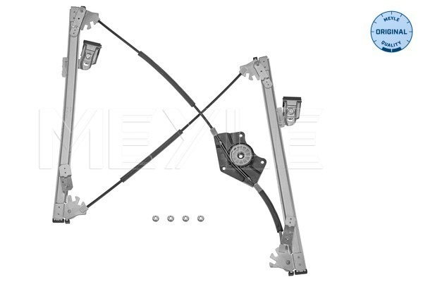 Window Regulator - 114 925 0071 MEYLE