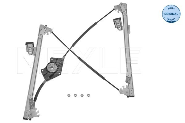 Window Regulator - 114 925 0072 MEYLE