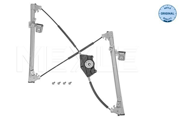 Window Regulator - 114 925 0091 MEYLE