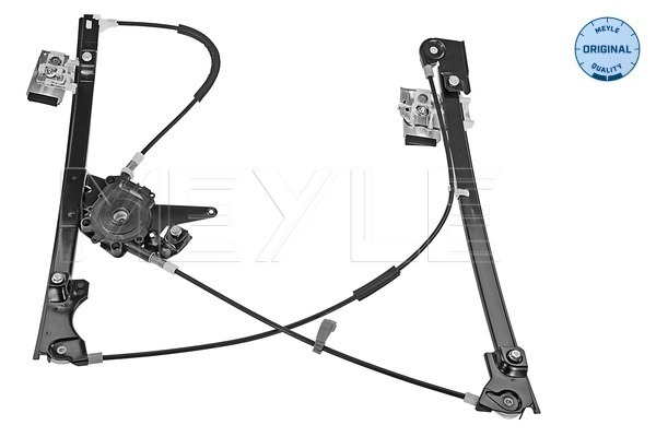 Window Regulator - 114 925 0191 MEYLE