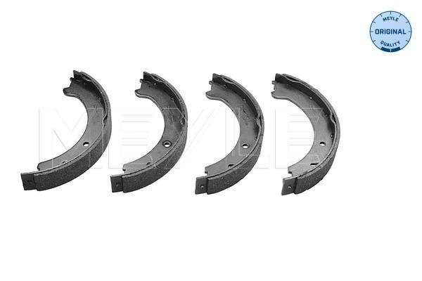 Brake Shoe Set, parking brake - 514 042 0002