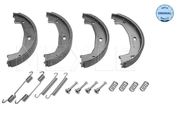 Brake Shoe Set, parking brake - 314 042 0006/S