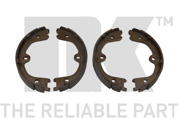 Brake Shoe Set, parking brake - 2722798