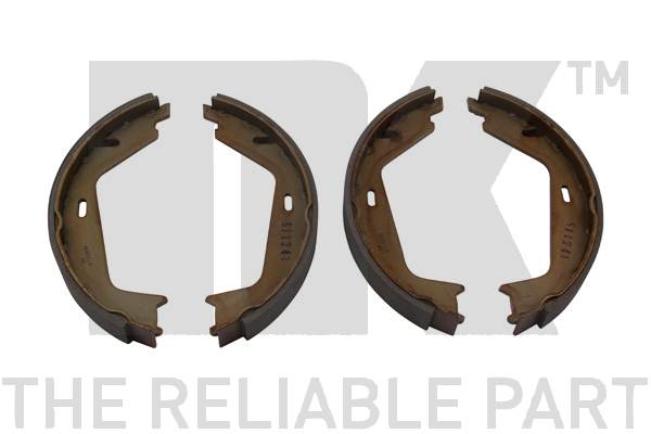 Brake Shoe Set, parking brake - 2748578 NK