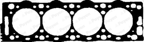 Gasket, cylinder head - BY962 PAYEN - BY962