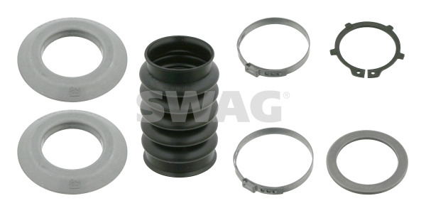 Mounting Kit, propshaft joint - 10 92 4495