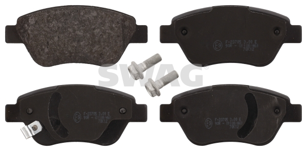 Brake Pad Set, disc brake - 40 91 6627