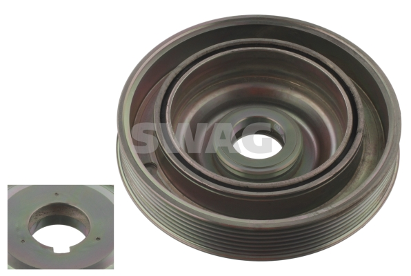 Belt Pulley, crankshaft - 62 93 2000