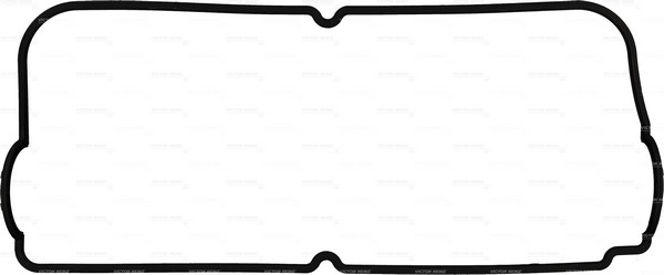 Gasket, cylinder head cover - 71-52956-00 VICTOR REINZ - 71-52956-00